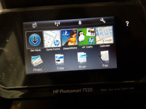 HP 7520 Printer All-in One. Works great