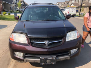 ACURA 2002 MDX FOR SALE!!!