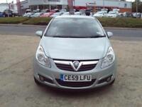 2009 Vauxhall Corsa 1.4 Design 5 Door 5 door Hatchback
