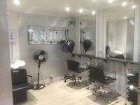HAIRDRESSING CHAIR RENT