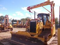 1998 CAT D5M LGP PIPELAYER/SIDEBOOM
