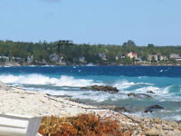 Cottage & lot for sale on Georgian Bay Lions Head Isthmus Bay