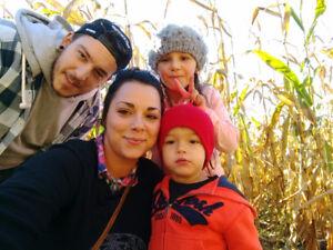 Petite famille recherche maison à louer