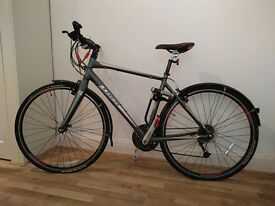 "Trek 7.4 Mens Hybrid Bicycle 20"" Frame"