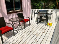 Wasaga Beach fully renovated cabins great for large groups