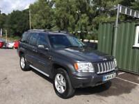 Jeep Grand Cherokee 2.7CRD ( 161bhp ) 4X4 Auto Limited