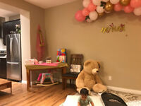 balloon garlands for birthday party / small events decorations
