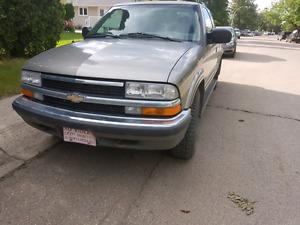 Chevrolet S10 4x4