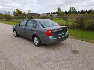 2005 Chevrolet Malibu SAFETIED & E-TESTED London Ontario image 3