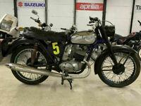BSA bantam d7 175cc barn find/project (sorry now sold)