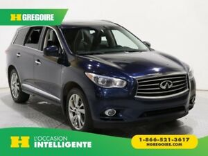 2015 Infiniti QX60 AWD 4dr 7 PASSAGERS CAMERA DE RECULE BLUETOOT