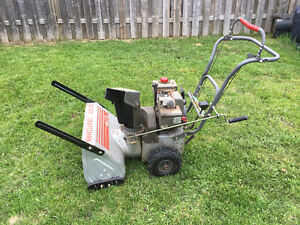 Craftsman 5/22 snowblower