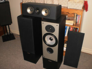 Jbl Northridge Speakers