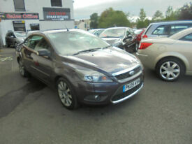 image for Ford Focus CC 2.0TDCi 2009.25MY CC-2 lockdown free delivery