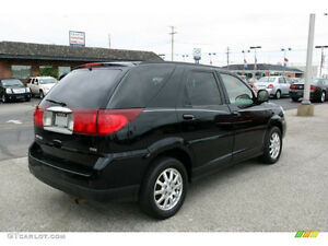 1997 Buick Rendezvous SUV, Crossover