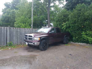 2004 Dodge Ram 3500 Safetied and E-tested