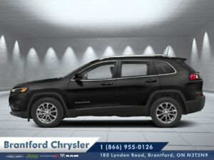 2019 Jeep Cherokee   - Navigation -  Uconnect