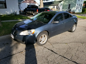 2006 Pontiac G6 500$ OBO (Will not part out)