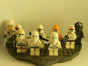 Star Wars Lego Mini Figs