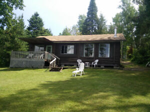 Waterfront camp for sale