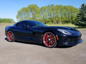 2013 Dodge VIPER GTS ** 3 PC FORGED WHEELS **