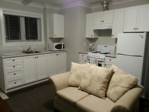 Fully furnished room for rent for FEMALE student - July 1st