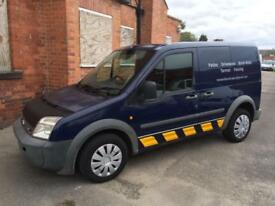 Ford Transit Connect 1.8TDCi ( 75PS ) Euro IV T200 SWB Lead-In