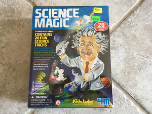 Science Magic by Kidz Labs *NEW*