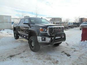 2014 GMC Sierra 1500 SLT Lifted Pickup Truck