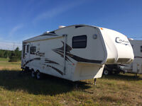 "2008 KEYSTONE COUGAR 276RLS ""$79.03 biweekly"" REDUCED"""