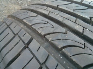Summer tire 1 - Weathermaxx   P225/65r17 like new $50