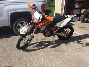 2011 KTM 250 XCF-W Six Days Edition