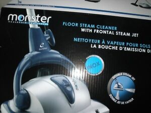 Floor Steam Cleaner Monster
