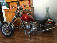 Mini Chopper for Sale or trade for electric guitar