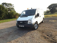 Ford Transit 2.2TDCi SWB low roof 2008/57 1 owner ** LOW MILEAGE **