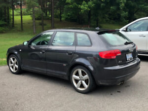2008 Audi A3 S Line Package