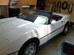 1986 Corvette Indy Pace convertible time capsule