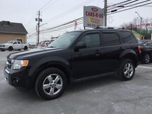 2012 Ford Escape AWD Limited Free winter tires on all cars and S