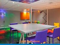 Co-Working * Bayham Street - Camden - NW1 * Shared Offices WorkSpace - London