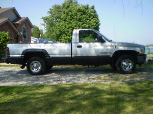 TRUCK IS SOLD THANKS.
