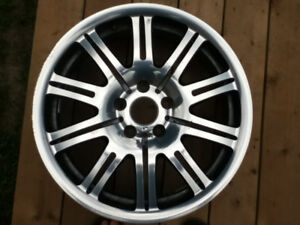 BMW OEM 19 inch mag M double spoke 67