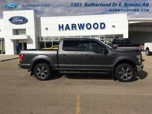 2015 Ford F-150 Lariat  - NAVIGATION - SYNC - FX4 PACKAGE - $280