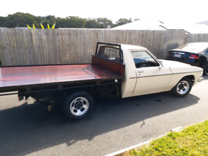wb holden series Ute one tonner in good condition