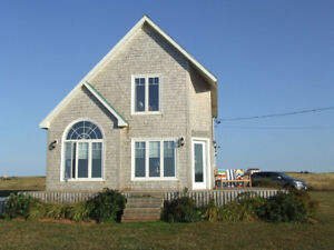 Seaside cottage on north shore, ocean views & close to beaches