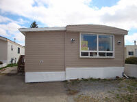22 Airdrie Mobile Home Park Large Addition Renovations