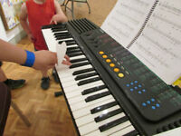 Music Pups Class For Ages 1-3 year Olds