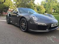 2013 Porsche 911 Turbo S 2dr PDK 2 door Coupe