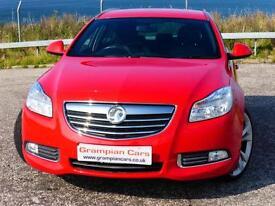 Vauxhall/Opel Insignia 2.0CDTi 16v ( 160PS ) 2011.5MY SRi VX-line Red