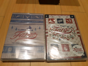 Fargo DVD season 1 +2 brand new