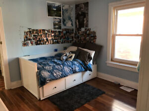 Winter Sublet (Jan-April) Bedroom with Private Study Room!